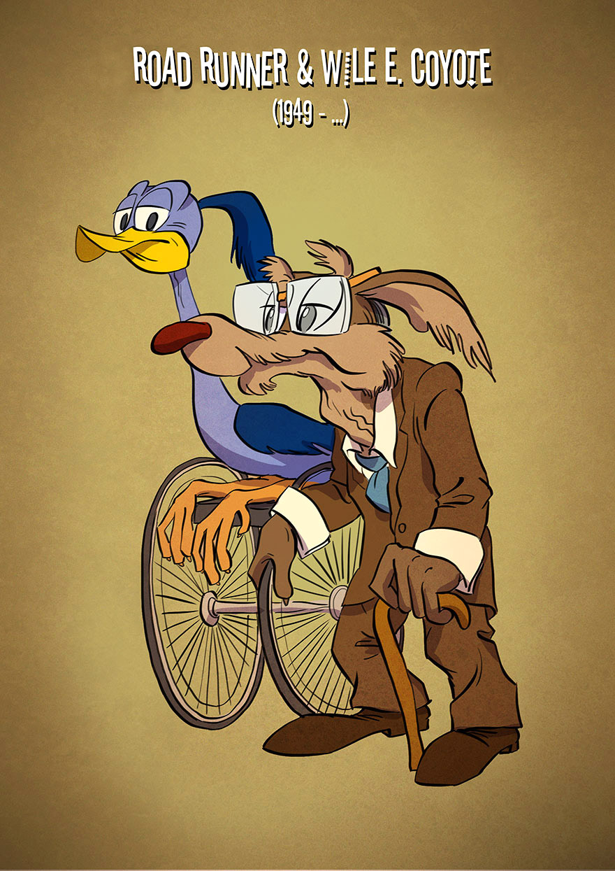 Road-Runner-Wile-E.-Coyote-66-1949
