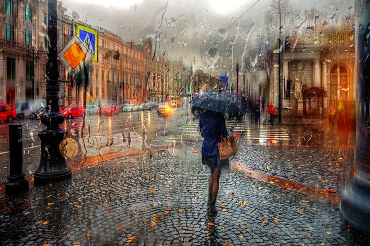 Rain Street Oil. Photo 2