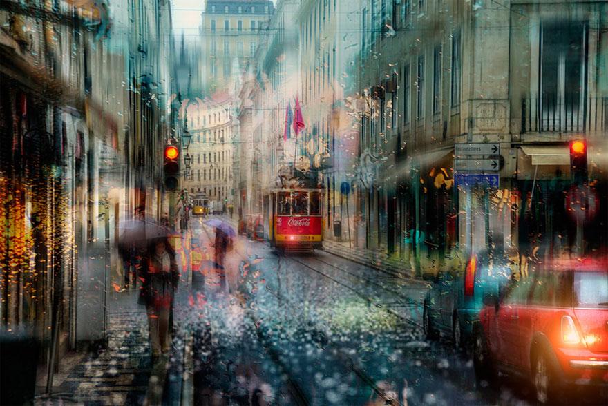 Rain Street Oil. Photo 3