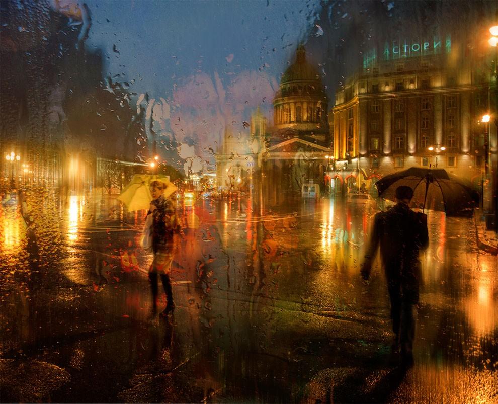 Rain Street Oil. Photo 4