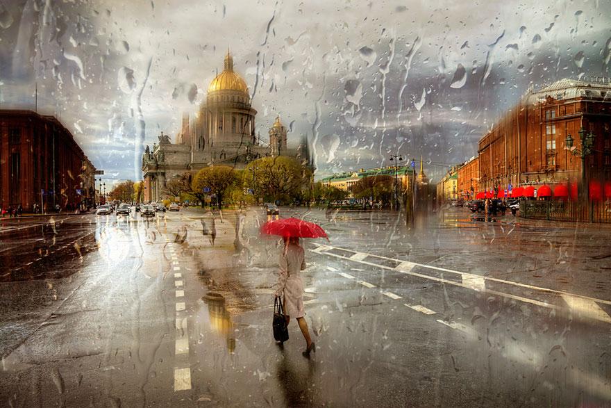 Rain Street Oil. Photo 5