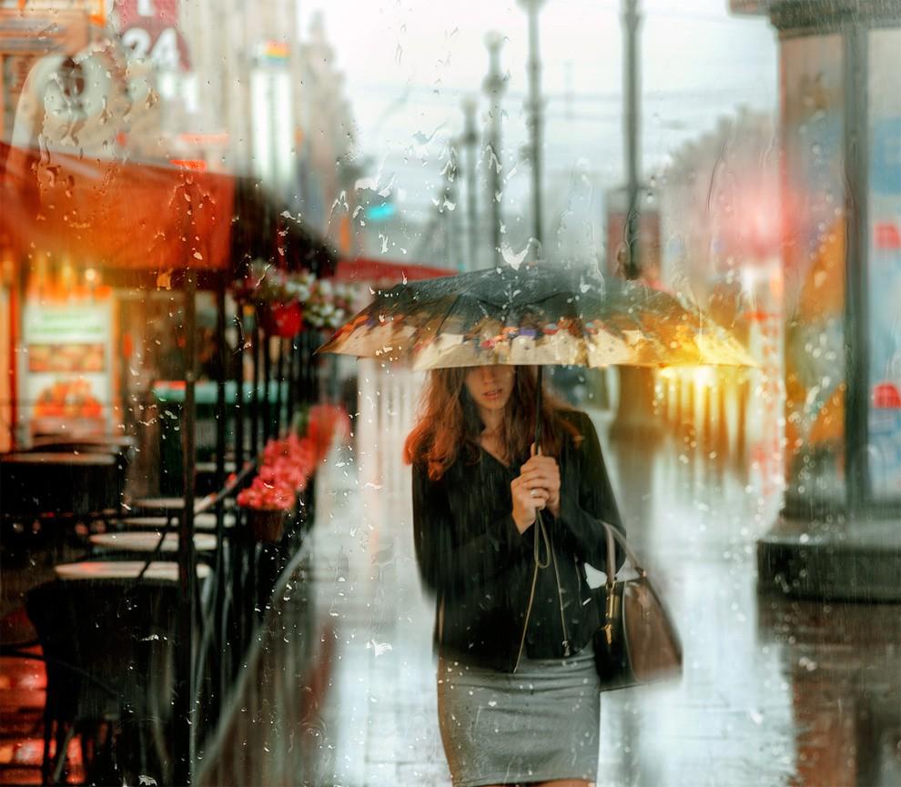 Rain Street Oil. Photo 6