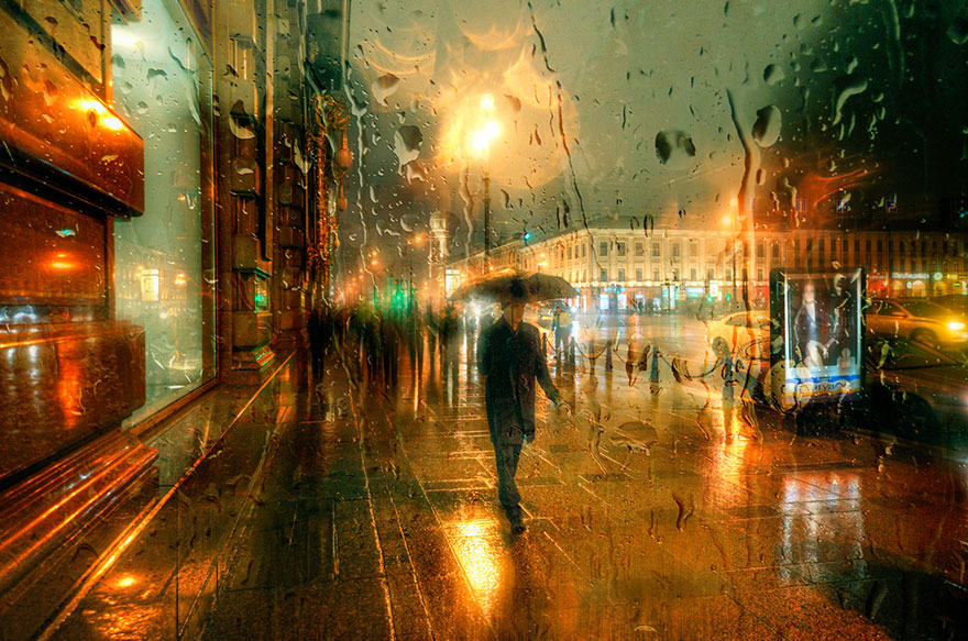 Rain Street Oil. Photo 7