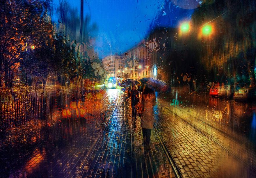 Rain Street Oil. Photo 9