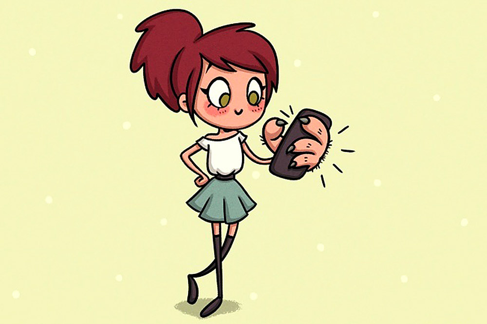 დიდ ეკრანიანი სმარტფონების მოხმარებას უზარმაზარი თათი სჭირდება, თუ არადა ასეთი სმარტფონის ორი ხელით დაჭერა მოგიწევთ