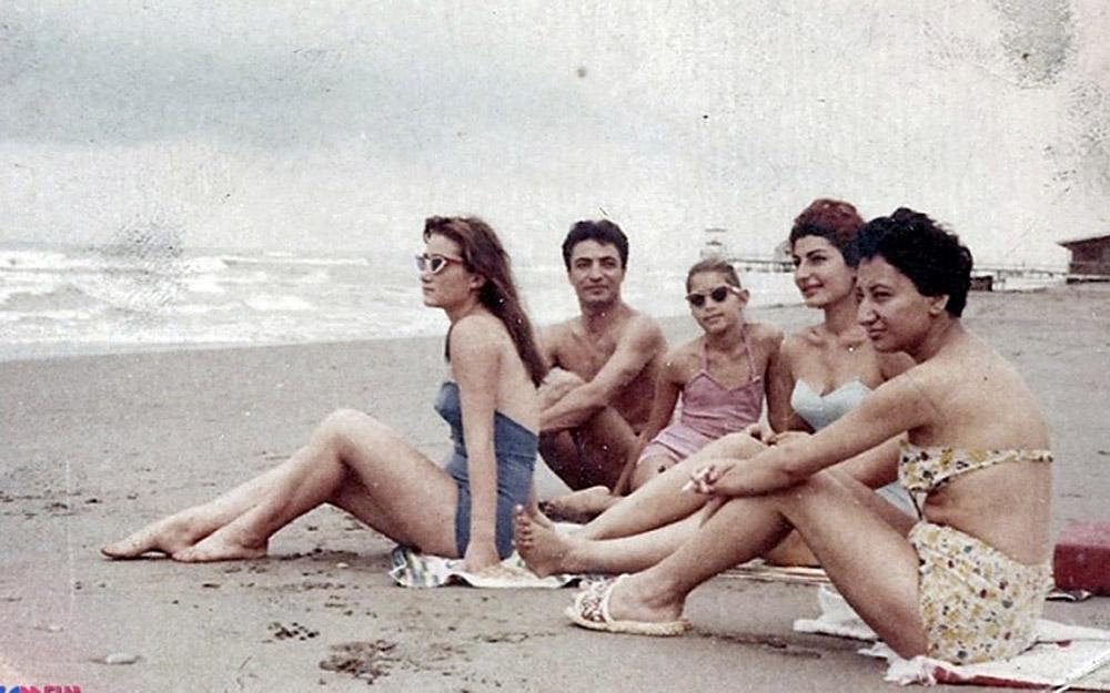ირანელი ქალები ისლამურ რევოლუციამდე. სურათი 1