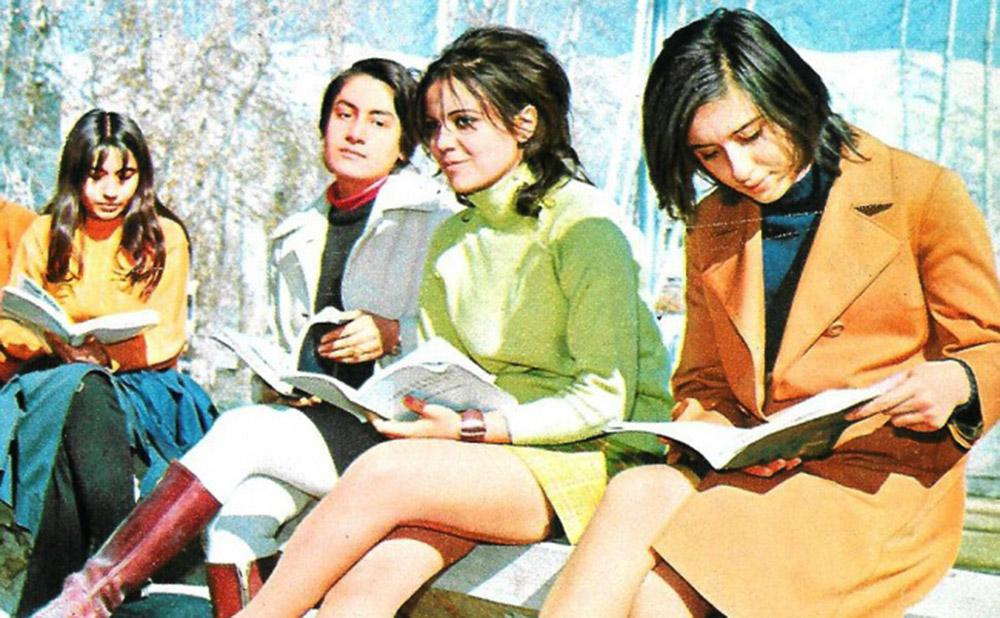 ირანელი ქალები ისლამურ რევოლუციამდე. სურათი 3
