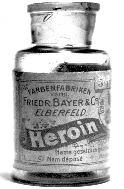 ХХ საუკუნის დასაწყისში ჰეროინს ხველების სამკურნალოდ იყენებდნენ