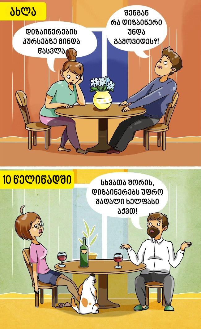 თვითგამანადგურებელ ურთიერთობებში ყოფნა